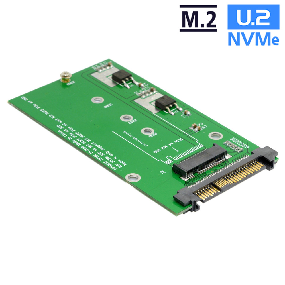M 2 Pcie Adapter Pakistan Adapter Nikon To Sony E Mount Wifi Adapter Gone From Laptop Adapter Adapter Meaning: NVME U.2 To NGFF M.2 M-key PCIe SSD Adapter For Mainboard