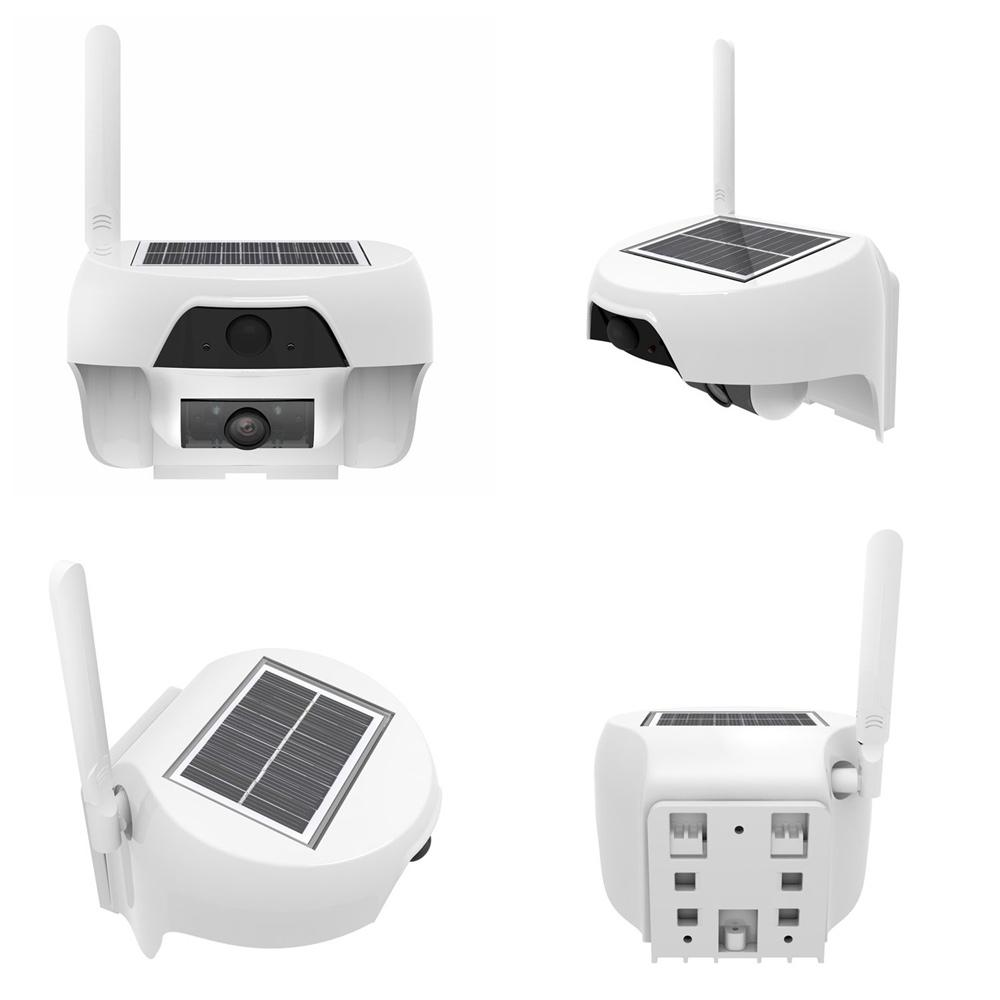 Freecam Solar Powered Wireless Wifi Camera 720p Waterproof