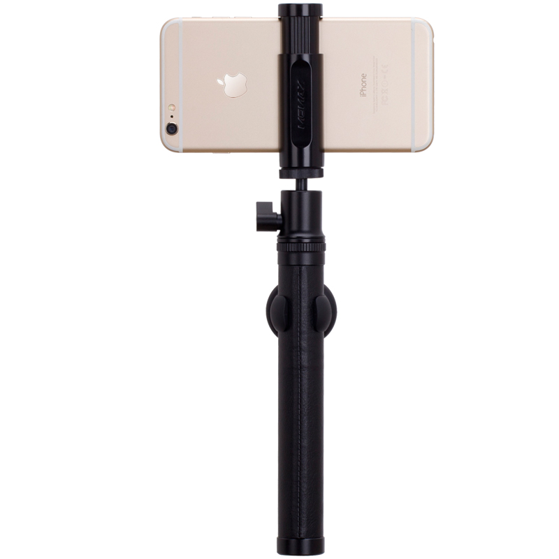 momax selfie pro 90cm selfie stick monopod with bluetooth remote shutter black lazada malaysia. Black Bedroom Furniture Sets. Home Design Ideas