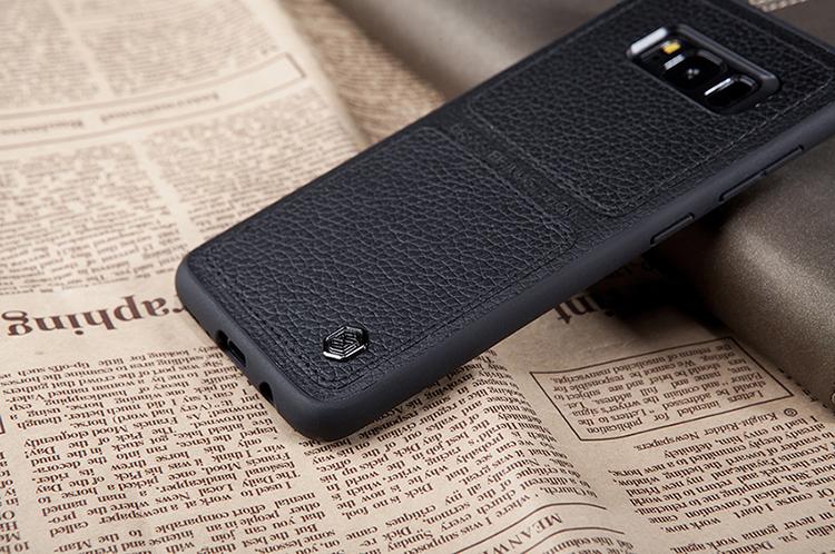 Nillkin Burt Case Samsung Galaxy S8 - Coklat